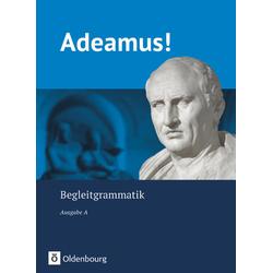 Adeamus! - Ausgabe A: Begleitgrammatik als Buch von Jens Holzhausen/ Melanie Schölzel/ Sabine Seelentag