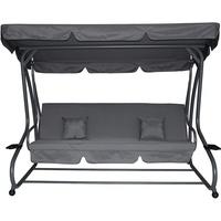 Pure Home & Garden Askim XL anthrazit 4-Sitzer