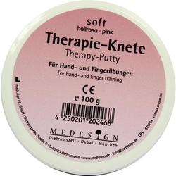 Therapie Knete Soft Hellrosa