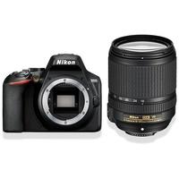Nikon D3500 + AF-S DX 18-140 mm ED VR