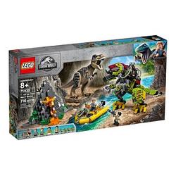 LEGO® Jurassic World 75938 T. Rex vs. Dino-Mech Bausatz