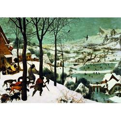 Piatnik Puzzle Bruegel - Jäger im Schnee, 1000 Puzzleteile