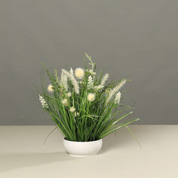 Kunstblume Wiesenblume(H 40 cm)
