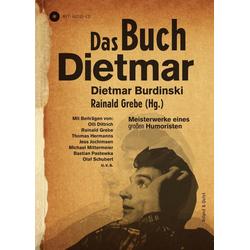 Das Buch Dietmar als Buch von Dietmar Burdinski