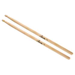 XDrum Schlagzeug Sticks 7A Wood Tip