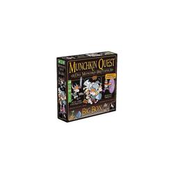 Pegasus Spiel, Munchkin Quest: Das Brettspiel, 2. Edition (Spiel)