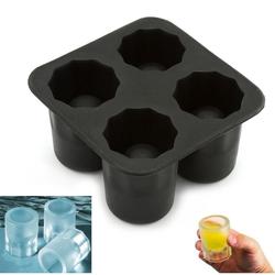 Eiswürfelform Eiswürfel Form Eiswürfelbereiter Silikon - Schnapsglas