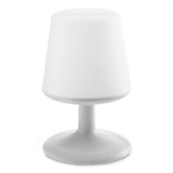 LED-Tischleuchte Light to Go koziol weiß, Designer koziol werksdesign, 28x18x18 cm