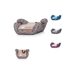Chipolino Kindersitzerhöhung Kindersitz Booster Gruppe 2/3, 1.2 kg, (15 - 36 kg) Gurtführung Bezug abnehmbar natur