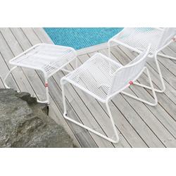 Jan Kurtz Fiam Lido Weiß - Loungesessel Doppelpack