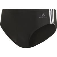 adidas Fitness 3-Streifen black/ white S (3)
