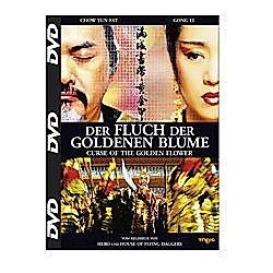 Der Fluch der goldenen Blume -  Curse of the Golden Flower - DVD  Filme