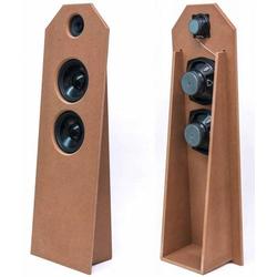 RCS Systeme SPOB21 2-Wege Lautsprecher Bausatz inkl. Frequenzweiche