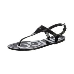HUGO Emma Flat Sandal T-Steg-Sandalen T-Strap Pumps 41