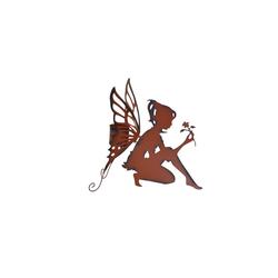 moebel-direkt-online Gartenfigur Elfe, (1 St), aus Eisen