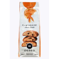 Biscotti Deseo Cantuccini mit Orangen 180g