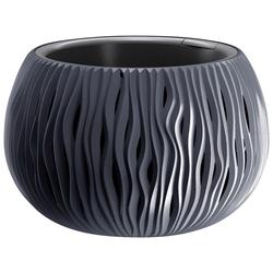 Prosperplast Pflanzkübel Sandy Bowl, ØxH: 29x19 cm