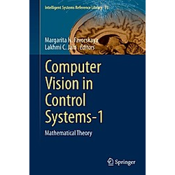 Computer Vision in Control Systems-1 - Buch