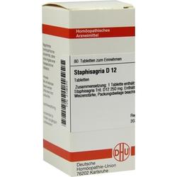 STAPHISAGRIA D12