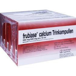 FRUBIASE CALCIUM T