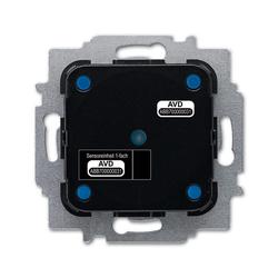 Busch Jaeger 6221/1.0-WL, Sensoreinheit 1-fach, Wireless, Busch-free@home, Sensoren /Bewegungsmelder /Raumtemperaturregler, Wireless
