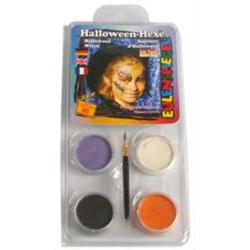 Motiv-Set Halloween Hexe