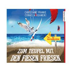 Zum Teufel mit den fiesen Friesen - (CD)