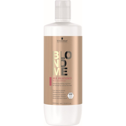 Schwarzkopf Blondme All Blondes Rich Shampoo 1000 ml