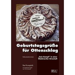 Geburtstagsgrüße für Ottenschlag als Buch von Ilse Krumpöck