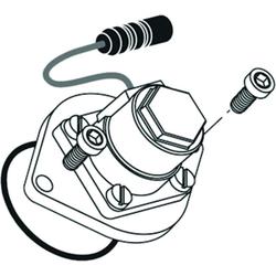 Schell Magnetventil 12 V/2 W