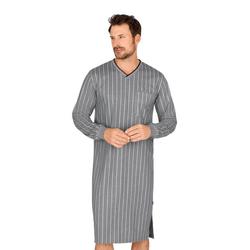 Trigema Nachthemd mit V-Ausschnitt M