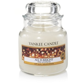 Yankee Candle All is Bright duftkerze Classic mini 105 g