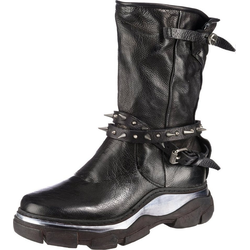 A.S.98 Plateau-Stiefel Plateaustiefel 40
