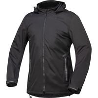 IXS Eton-ST-Plus Motorrad Textiljacke, schwarz, Größe S