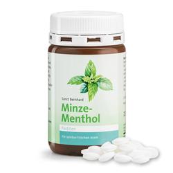 Minze-Menthol-Pastillen