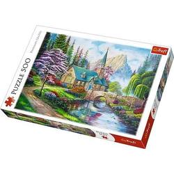 Trefl 37327 - Woodland Seclusion, Landschaft, Puzzle,