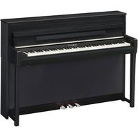 Yamaha CLP-685 B Digital Piano Schwarz matt
