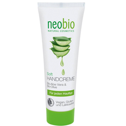 neobio soft Handcreme 75 ml