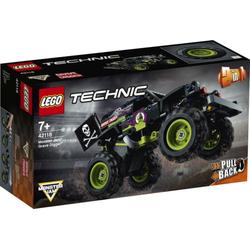 LEGO® Puzzle LEGO® Technic 42118 Monster Jam® Grave Digger®, Puzzleteile
