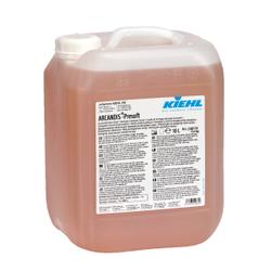 Kiehl ARCANDIS®-Presoft Vorreiniger, Flüssiger, schonender Vorreiniger für Geschirr, Besteck, Töpfe und Behälter, 10 l - Kanister