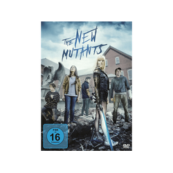 The New Mutants DVD