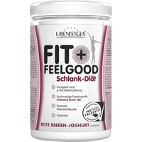 Fit+Feelgood Slim Rote Beeren-Joghurt Pulver 430 g