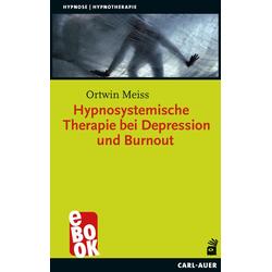 Hypnosystemische Therapie bei Depression und Burnout: eBook von Ortwin Meiss