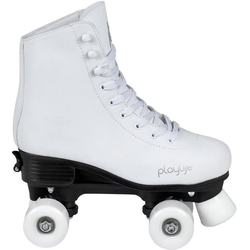 Playlife Rollschuhe Classic White adjustable 31/34