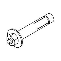 Rico Porenbetondübel M10x10 15J1-PBD-1010