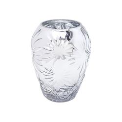 KARE Dekovase Vase Ice Flowers 21cm