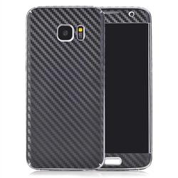 Handyfolie für Galaxy S8 Plus - Carbon