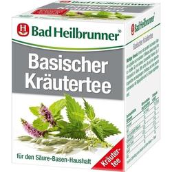 Bad Heilbrunner Basischer Kräutertee