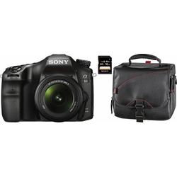 Sony Alpha ILCA68K Systemkamera (SAL-1855, 24,2 MP)