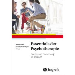 Essentials der Psychotherapie: eBook von